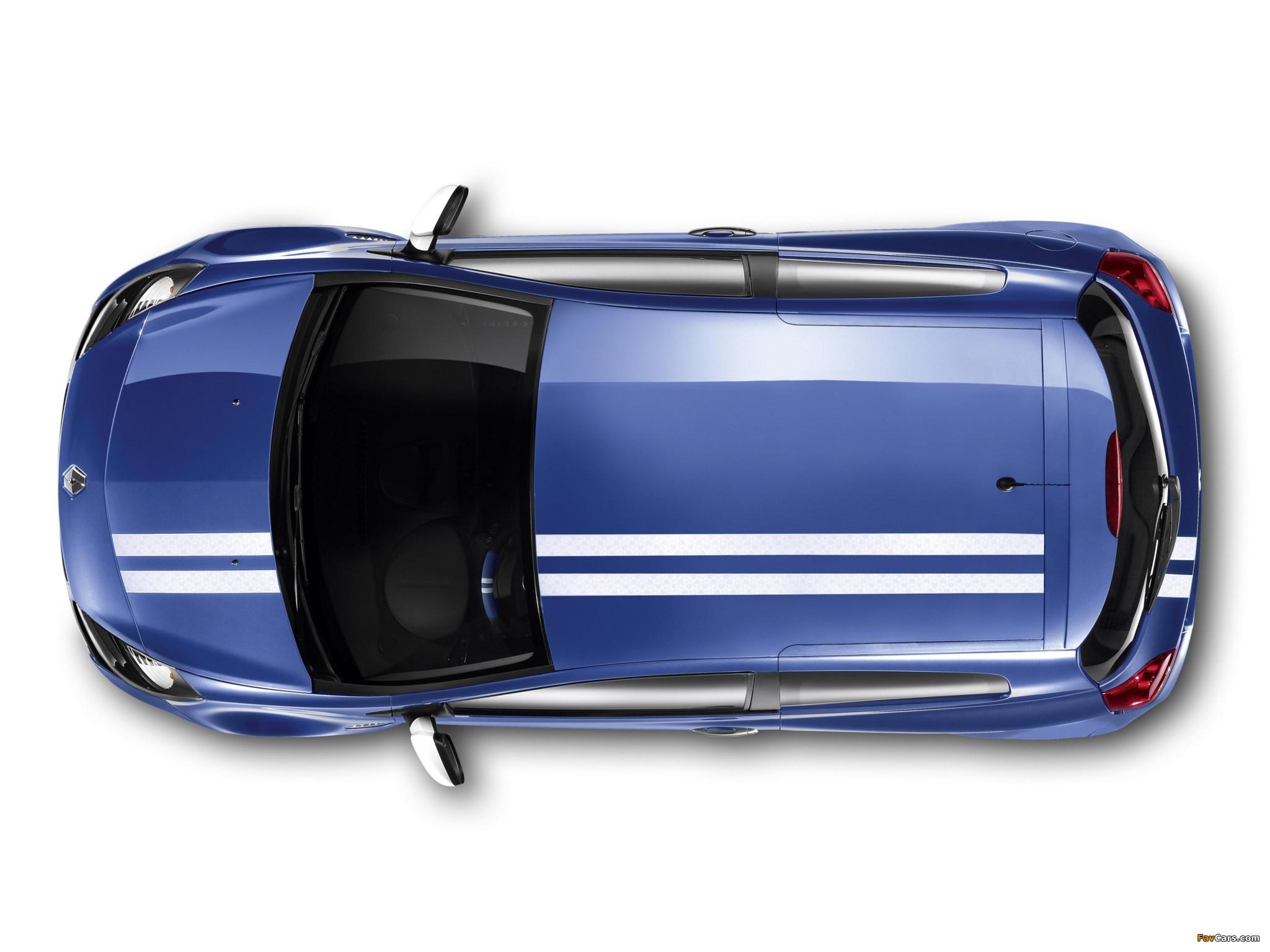 Images of Renault Clio R.S. Gordini 2010–12 (2048 x 1536)