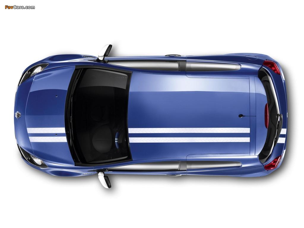 Images of Renault Clio R.S. Gordini 2010–12 (1024 x 768)