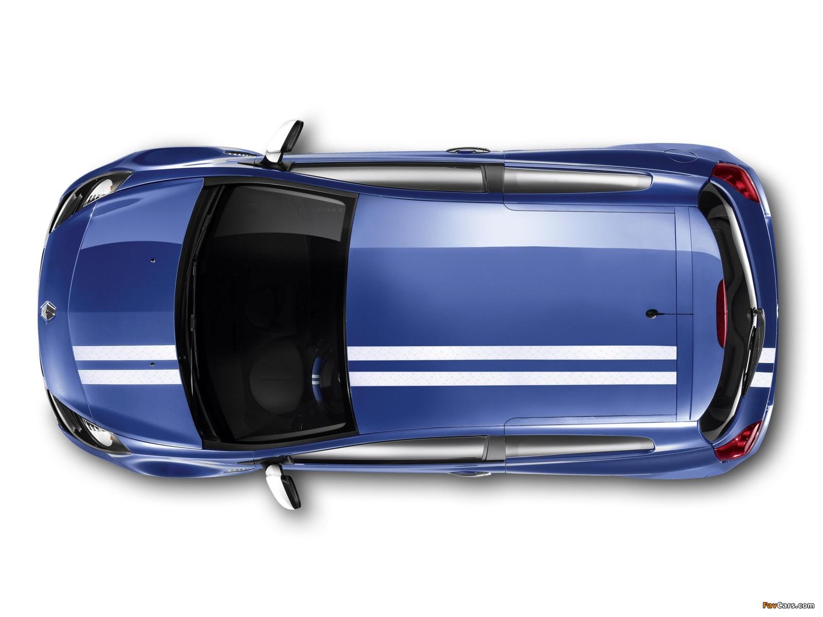 Images of Renault Clio R.S. Gordini 2010–12 (1600 x 1200)