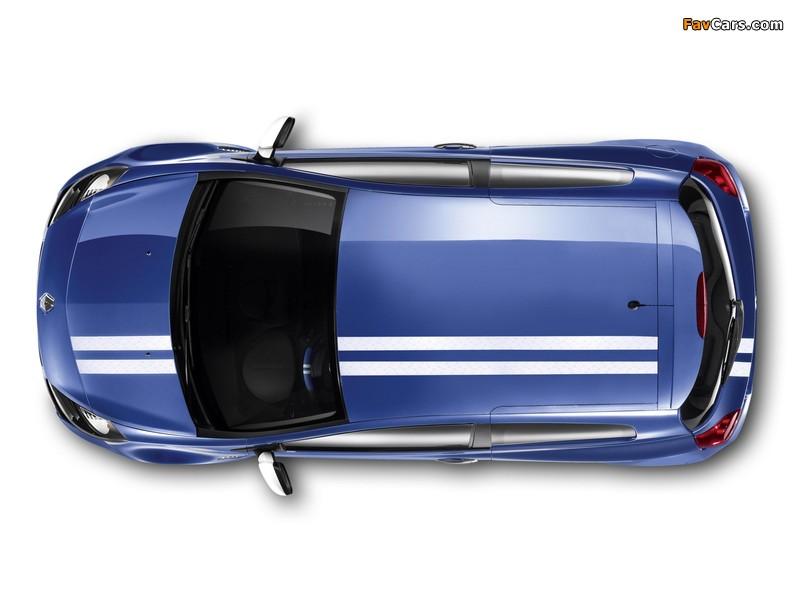 Images of Renault Clio R.S. Gordini 2010–12 (800 x 600)