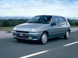 Photos of Renault Clio 5-door 1990–97