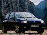 Photos of Renault Clio Williams 1993
