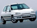 Photos of Renault Clio 16S 1994–96
