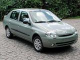 Photos of Renault Clio Sedan BR-spec 2000–03