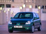 Photos of Renault Clio 3-door 2001–05
