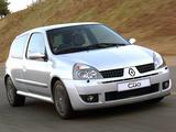 Photos of Renault Clio Sport ZA-spec 2002–05