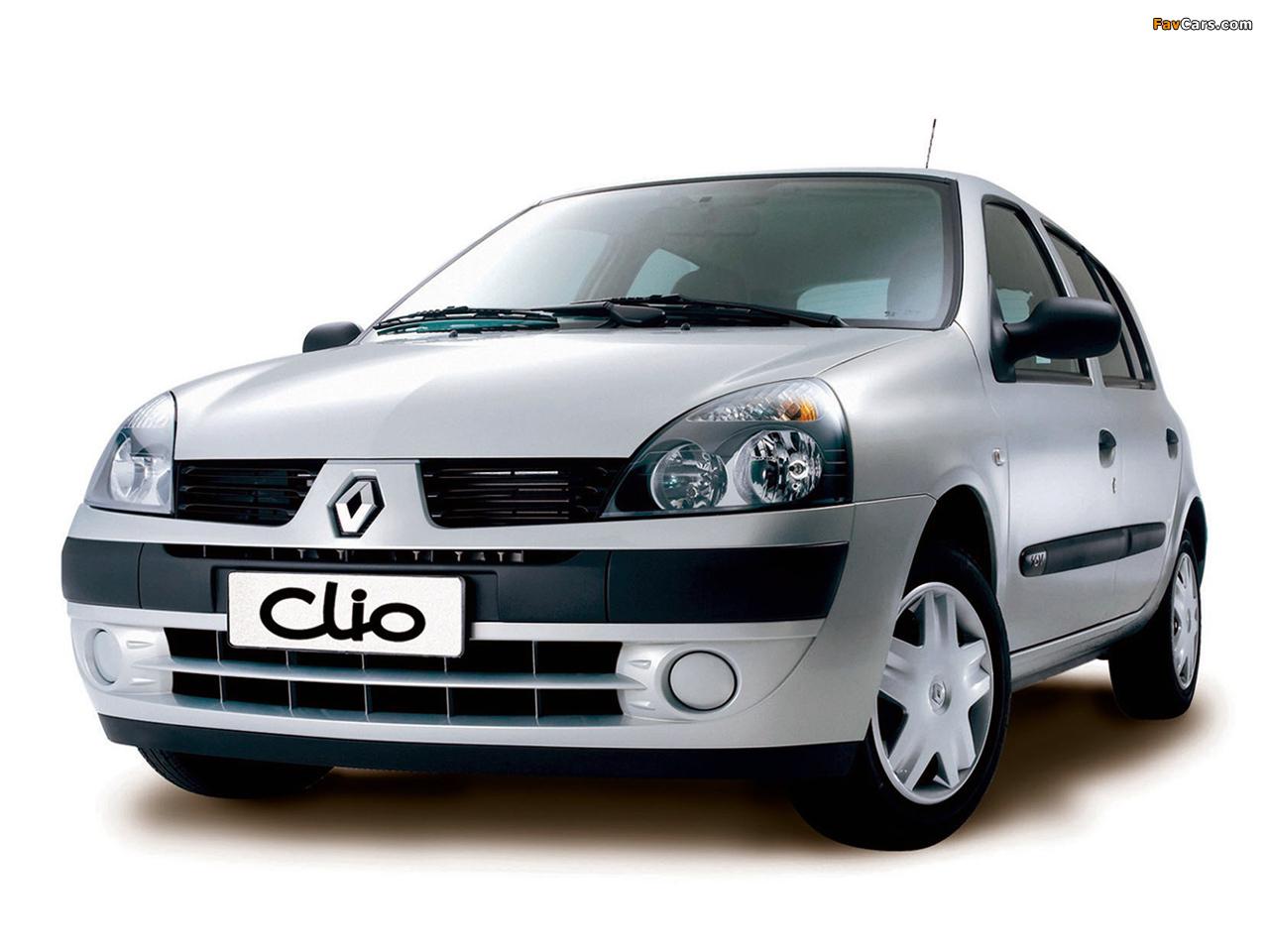Photos of Renault Clio Va Va Voom 2004 (1280 x 960)