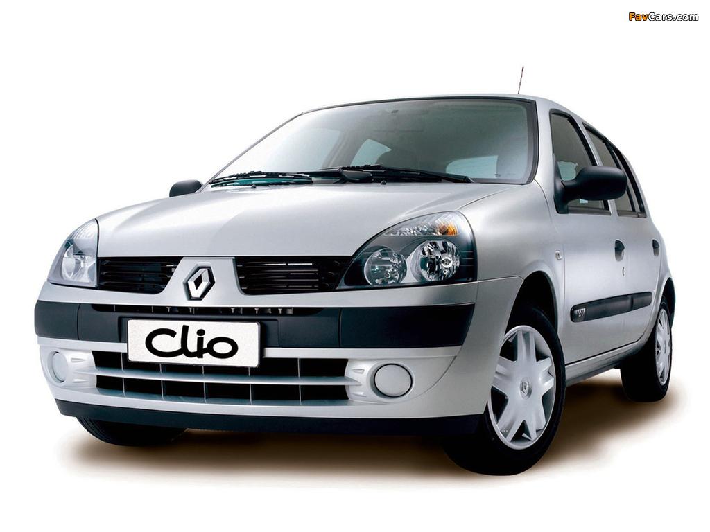 Photos of Renault Clio Va Va Voom 2004 (1024 x 768)