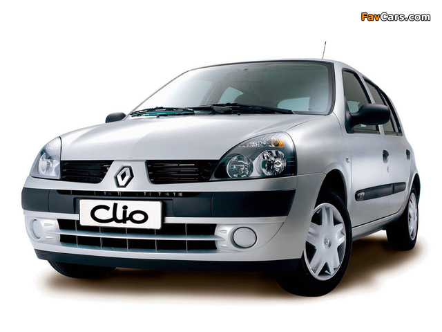 Photos of Renault Clio Va Va Voom 2004 (640 x 480)