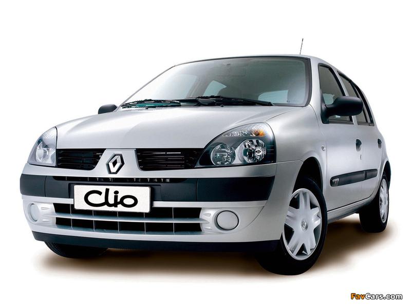 Photos of Renault Clio Va Va Voom 2004 (800 x 600)