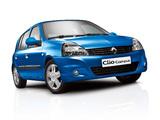 Photos of Renault Clio Campus 5-door 2009–12