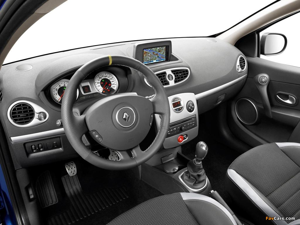 Photos of Renault Clio GT 2009–12 (1024 x 768)