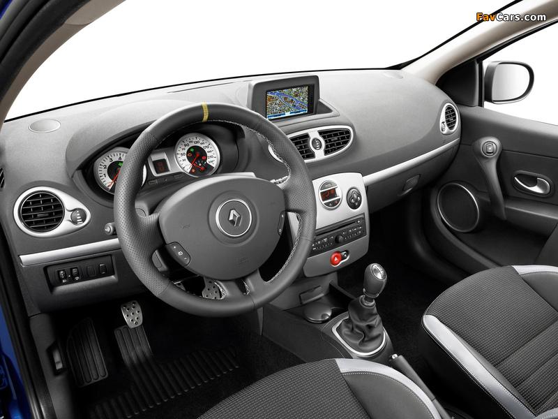 Photos of Renault Clio GT 2009–12 (800 x 600)