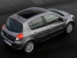 Photos of Renault Clio 5-door 2009–12