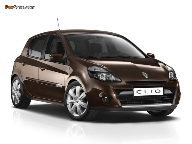 Photos of Renault Clio XV de France 2011 (640 x 480)