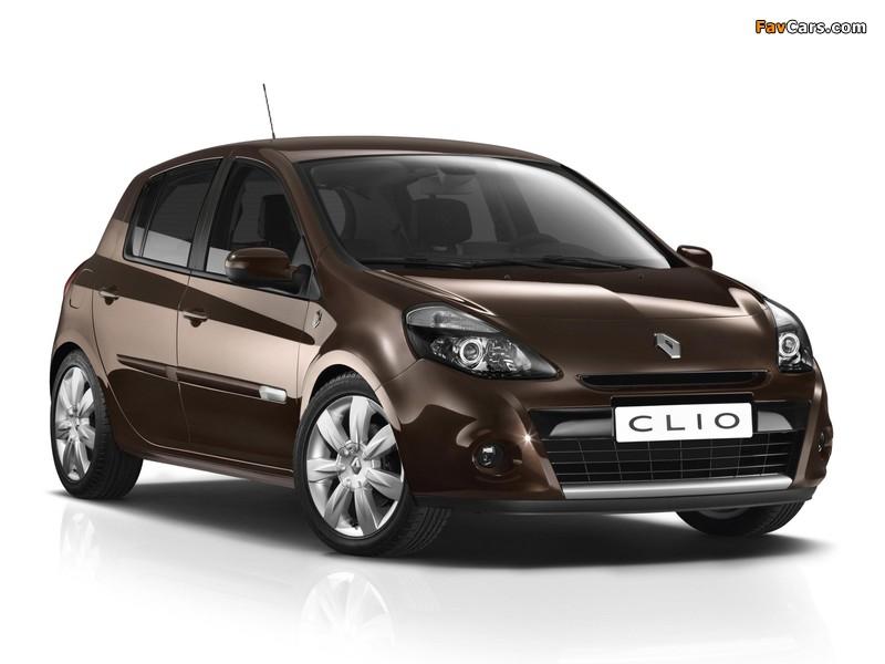 Photos of Renault Clio XV de France 2011 (800 x 600)