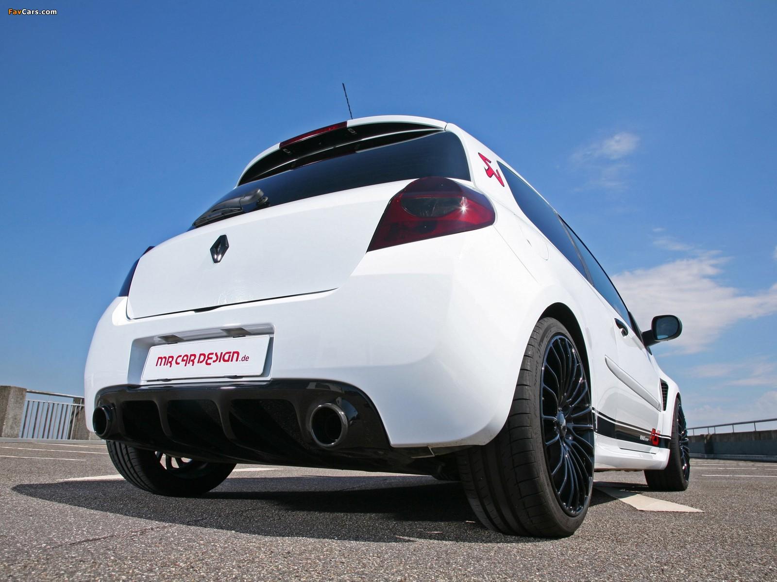 Photos of MR Car Design Renault Clio RS 2011 (1600 x 1200)
