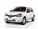 Photos of Renault Clio Mercosur 5-door 2012