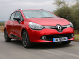 Photos of Renault Clio Estate 2013