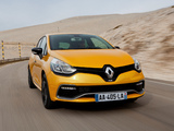 Photos of Renault Clio R.S. 200 2013