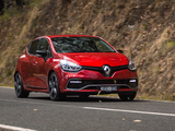 Photos of Renault Clio R.S. 220 Trophy AU-spec 2016