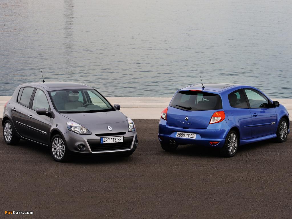 Photos of Renault Clio (1024 x 768)