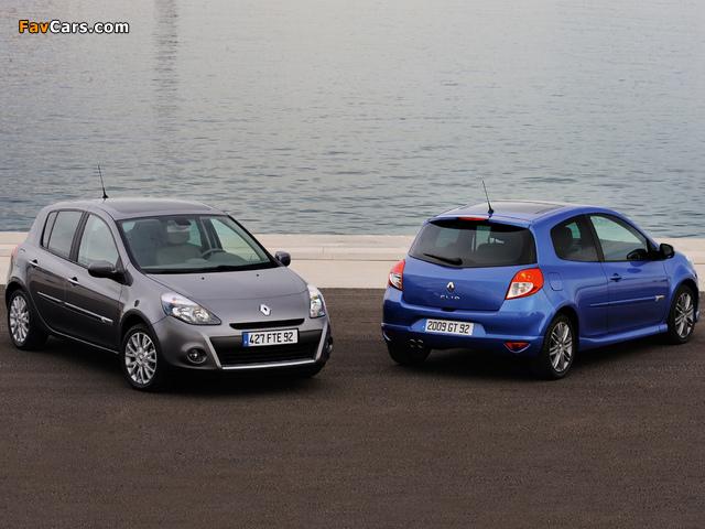 Photos of Renault Clio (640 x 480)