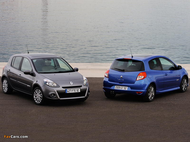 Photos of Renault Clio (800 x 600)