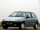 Pictures of Renault Clio 3-door 1990–97