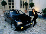Pictures of Renault Clio Baccara 1991–94