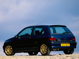 Pictures of Renault Clio Williams 1993