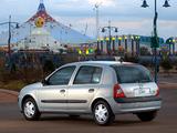 Pictures of Renault Clio Va Va Voom 2004