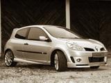 Pictures of Koenigseder Renault Clio 2007–09