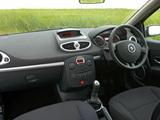 Pictures of Renault Clio Sport Tourer UK-spec 2008–09