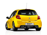 Pictures of Renault Clio R.S. 2009–12