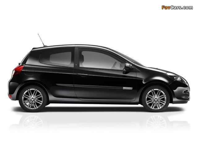 Pictures of Renault Clio 20th Limited Edition 2010 (640 x 480)