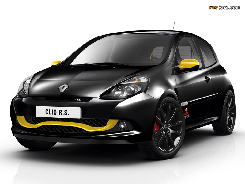 Pictures of Renault Clio R.S. Red Bull Racing RB7 2012 (800 x 600)