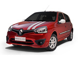 Pictures of Renault Clio Mercosur 5-door 2012