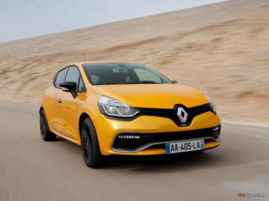 Pictures of Renault Clio R.S. 200 2013 (1024 x 768)