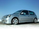 Pictures of Koenigseder Renault Clio Sport