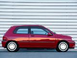 Renault Clio 16S 1993–97 images