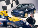 Renault Clio Williams 1993 pictures