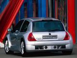Renault Clio V6 Sport Concept 1998 pictures