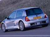 Renault Clio V6 Sport 1999–2001 pictures