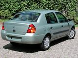 Renault Clio Sedan BR-spec 2000–03 wallpapers