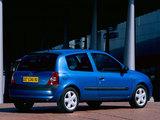 Renault Clio 3-door 2001–05 pictures