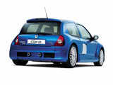 Renault Clio V6 Sport 2003–04 photos
