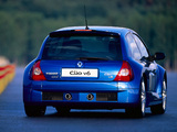 Renault Clio V6 Sport 2003–04 pictures