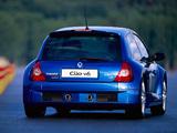 Renault Clio V6 Sport 2003–04 pictures