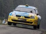 Renault Clio Super 1600 2003 wallpapers